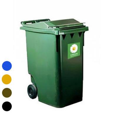 Pojemnik na odpady 340 l
