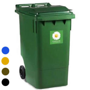 Pojemnik na odpady 360 l