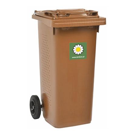 Pojemnik na bioodpady 120 l