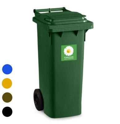Pojemnik na odpady 80 l
