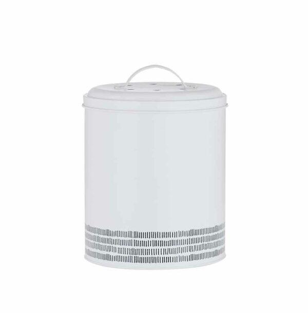 Kompostownik biały, Monochrome